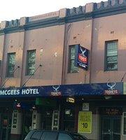 R. G. McGees Hotel