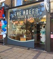 The Adega restaurant tapas bar