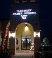 Western Prime Burger