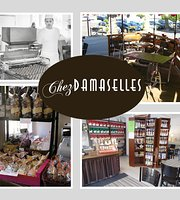Chez Damaselles salon de thé