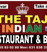 THE TAJ restaurant & bar