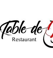 La Table De Max