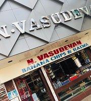 N Vasudevan