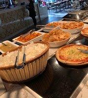 Kung Fu oriental buffet,