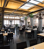 restaurant und bar turbinenhalle