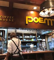 Coffee House Poem, Koenji South Entrance