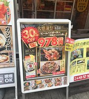 Mekiki no Ginji Kumamoto Shimotori Shopping Arcade
