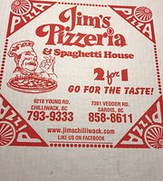 Jim's Pizzeria Ltd