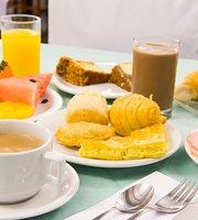 Café da manhã Bella Tavola