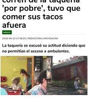 Taqueria El Infierno
