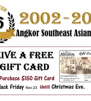 Angkor Southeast Asian Delight