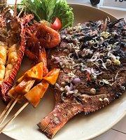 Bawang Merah Beachfront Restaurant
