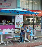 Bubble Waffle & Roll Ice