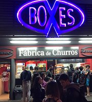 Boxes Churros