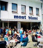 Glacier Mont-Blanc