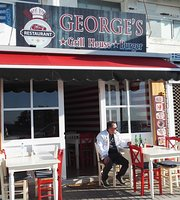 George's Grill House Burger