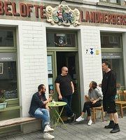 Het Belofte Land - Café & Barfood