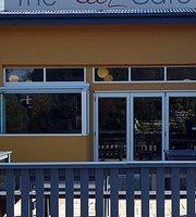 Teez cafe at Tarraleah