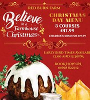 Red Burn Farm Restaurant (Dining & Carvery)