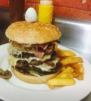 Carnes y hamburguesas el rancho