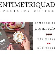 Ventimetriquadri - Specialty Coffee