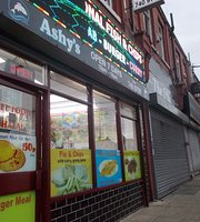 Ashy's Chippy & Takeaway - Cheetham Hill