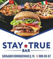 Stay True Bar