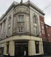 McDonalds Grimsby Town Centre