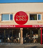 Campo Blanco - Whitefield's Tapas Bar