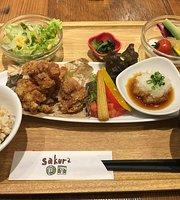 Sakura Cafeteria Horse Chestnut Gate Ginza
