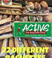 Active Baguettes