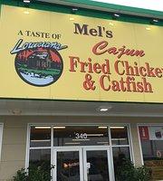 Mel's Cajun Fried Chicken and Catfish