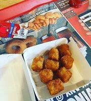 Burger King Drive-thru
