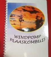 Die Windpomp Plaaskombuis