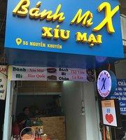 Banh Mi X Xiu Mai - Nguyen Khuyen