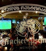 Hacker-Pschorr on Kazbegi