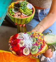 OOH RAW! Poke + Juice Bar