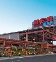 Cafe on the Run H-E-B Plus!