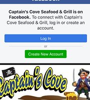 Captain's Cove Seafood and Grill