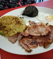 Fulham Cross Cafe