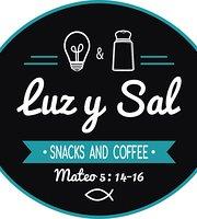 Luz y Sal - Snacks y Cafeteria