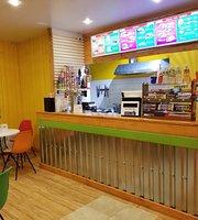 Cafe PAJAR Burger