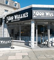 Oor Wullie's Braw Fish & Chips