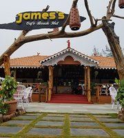 James's Cafe Beach Hut