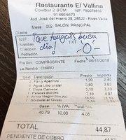 Restaurante El Vallina