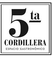 5ta Cordillera Espacio Gastronómico