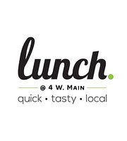 Lunch @ 4 W. Main