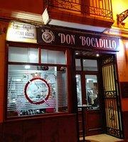 Don Bocadillo
