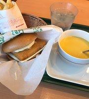 Mos Burger Kenritsu Daigaku