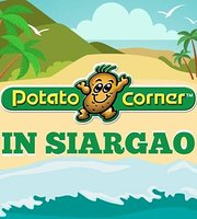 Potato Corner Siargao